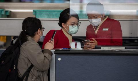 Отново коронавирус в Китай