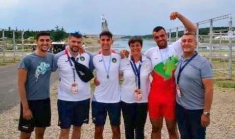 Браво: България има европейски шампион по гребане - 1