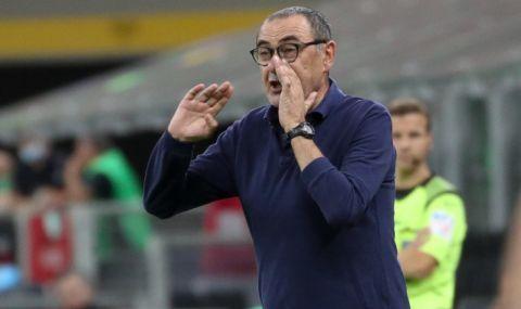 Маурицио Сари подписва с Лацио още в понеделник