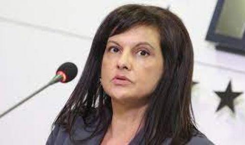 Дариткова: Актуализация от служебно правителство е непредвидима - 1