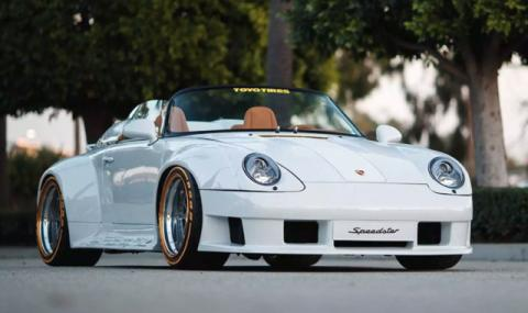 Предно стъкло на цената на ново Porsche