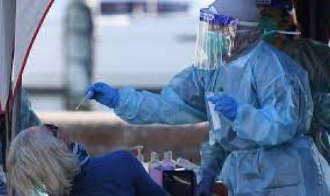 82-ма с коронавирус починаха в изборния ден