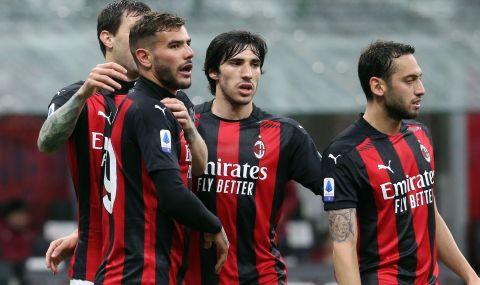Милан запази шансове за класиране в Шампионска лига