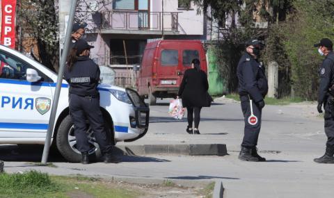 Акции срещу битовата престъпност във Видин и Плевенско