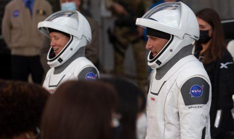 Европа набира космонавти