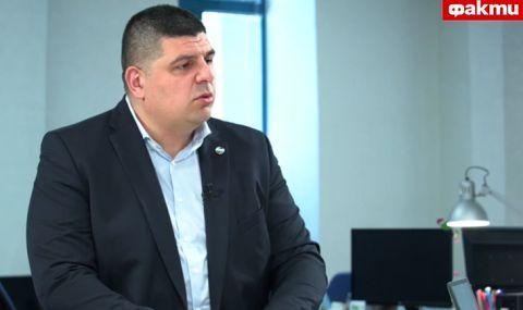 Ивайло Мирчев за ФАКТИ: Бизнесът усеща, че Борисов си отива и е много по-склонен да говори