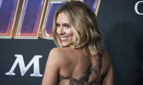 Тя печели най-много в Холивуд (СНИМКИ)
