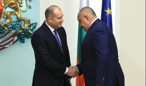 ГЕРБ: Радев не е канил Борисов на дебата за изборния процес
