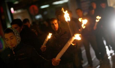 Иван Гешев подхвана Луков марш