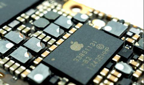 Новите чипове на Apple ще са с приоритет при производство