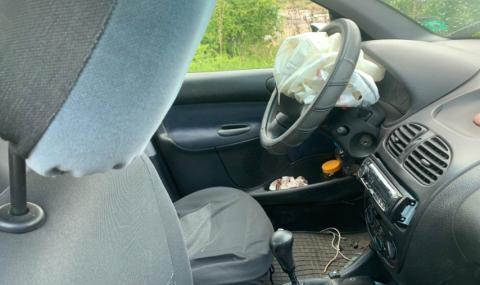 Шофьор издъхна в бургаска болница след тежка катастрофа
