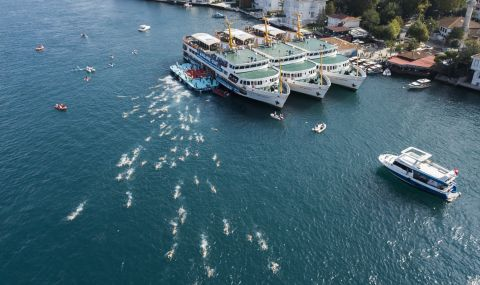Турция с ново голямо пристанище на Черно море