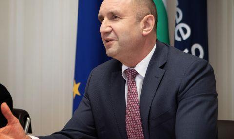 """Румен Радев: Укрепването на инвестиционния фонд на """"Три морета"""" е важно за постигането на реални резултати"""