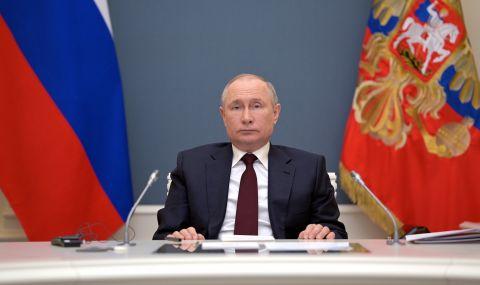 Путин отпусна допълнителни почивни дни заради вируса
