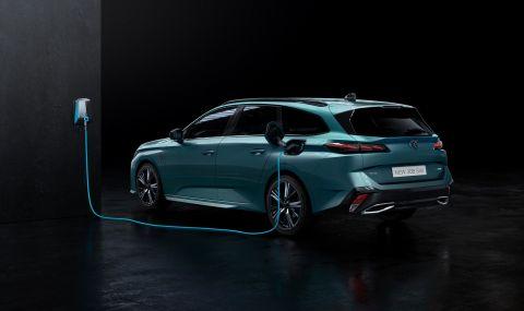 Новото Peugeot 308 SW показа, че комбитата също могат да са стилни - 5