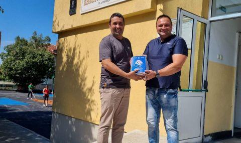 Ротари и Ротаракт клуб в Дупница поздравиха децата с началото на новата учебна година - 1