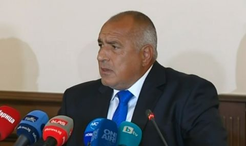 Борисов към Радев: Откъде знаеш кой ще е следващият главен прокурор? Не ме е страх - 1