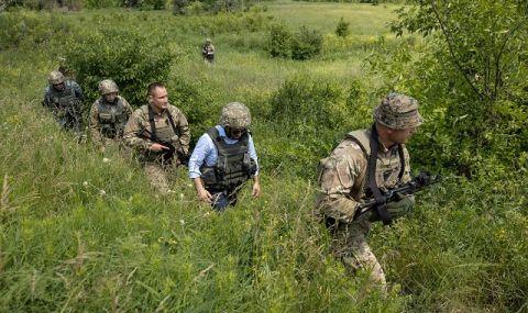 Киев: Руските войски по границите заплашват сигурността ни!