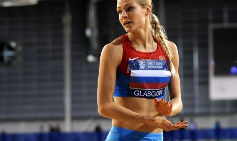 Руска олимпийка разголи изумителното си тяло (СНИМКА) - 1