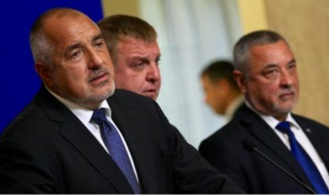 Управляващата коалиция ще обсъди проекта за нова Конституция