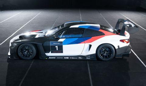 BMW показа състезателно M4 за над половин милион долара - 2