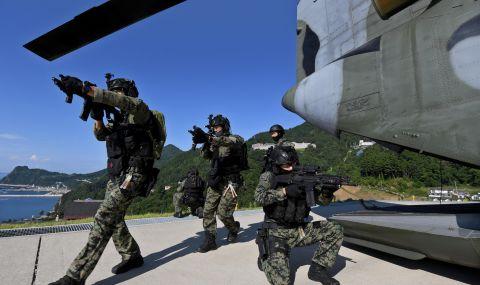 Единен фронт срещу Северна Корея