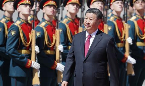 Китай: САЩ искат нова студена война