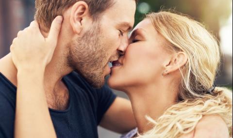 8 начина, по които целувките ви правят по-здрави - 1