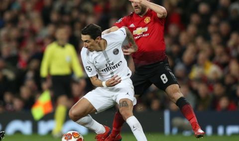 Анхел Ди Мария изпитва ненавист към Манчестър Юнайтед