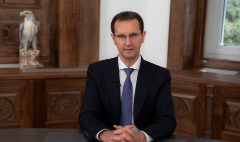 Асад положи клетва след избори, на които нямаше независими наблюдатели