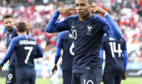 Франция е на четвъртфинал след голов трилър с Аржентина
