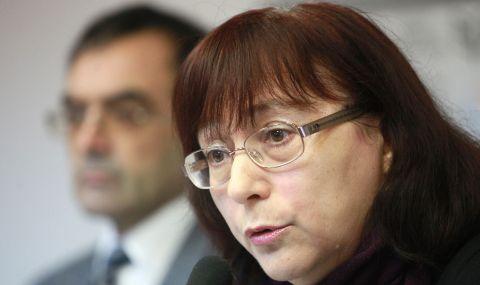 Мирослава Кортенска е в интензивното с COVID-19