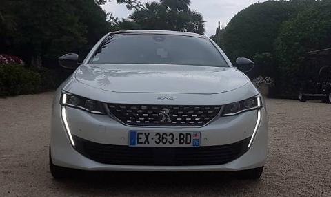 Тествахме най-красивото ново Peugeot