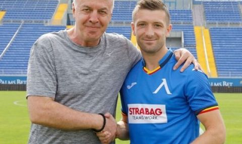 Основната трансферна цел на Мъри се завърна в Левски! - 1