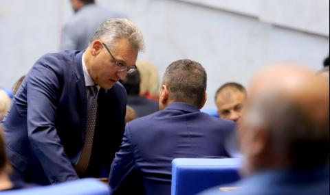 Депутати напускат парламентарната група на БСП