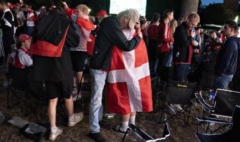 UEFA EURO 2020: Гневни фенове на Дания подготвят петиция срещу дузпата за Англия