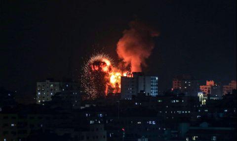 Война! Изстреляни ракети, убити деца и призив за мир от великите сили