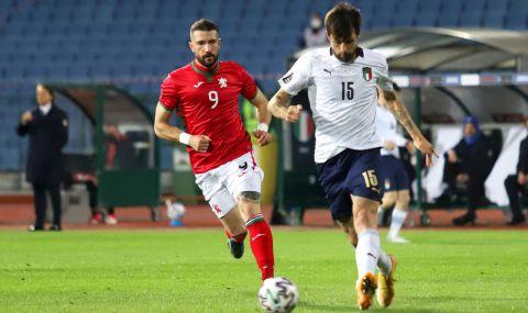 Гълъбинов може да продължи кариерата си в Испания