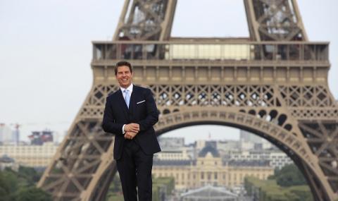 Агент Хънт и компания превзеха Париж (ВИДЕО+СНИМКИ)