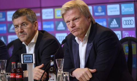Още един ръководен пост за Оливер Кан - този път в Европейската асоциация на клубовете - 1