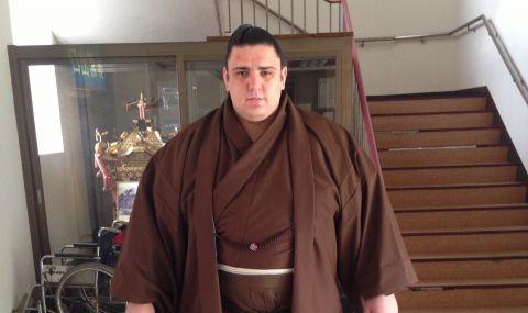 Даниел Иванов-Аоияма продължава да прославя България