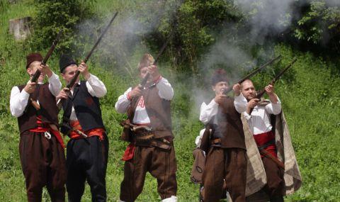 Отбелязваме 145 години от Априлското въстание