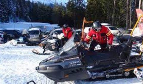 Планинари: Проблемът с моторните шейни вече става социален