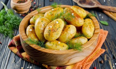 Рецепта за вечеря: Картофи соте