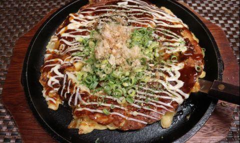 Рецепта за вечеря: Окономияки - японска солена палачинка