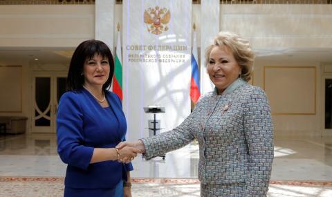 Русия е важен партньор на България в енергийната сфера