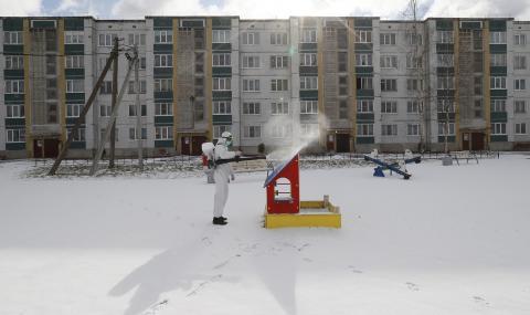 Мъж застреля петима младежи в Русия, вдигали шум