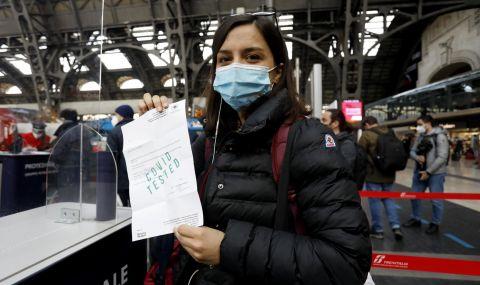 Ваксинираните ще могат да влизат в Словакия без карантина