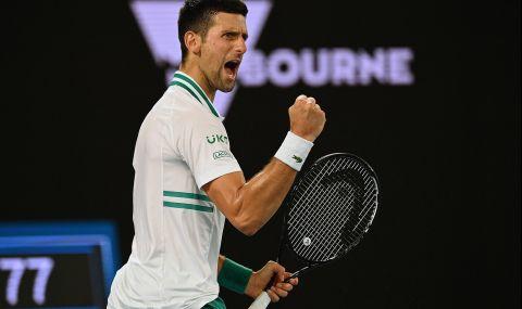 Джокович пак е на финал в Австралия