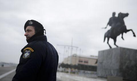 Гърция с екипи за незаконни партита